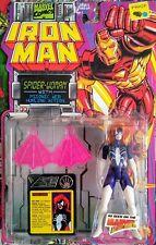 *Spider-Woman*Toy Biz*Marvel* Iron Man*1994*