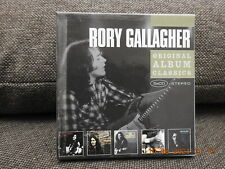 Roy Gallagher Original Album Classics Box Set 5 CDs