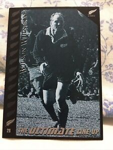 1995 Dynamic ALL BLACKS WILSON WHINERAY Trading Card MINT CONDITION NEW