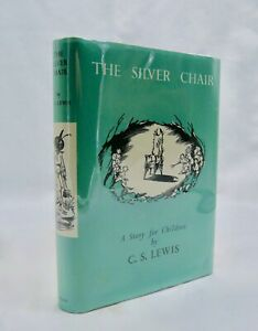 The Silver Chair by C. S. Lewis, First edition, 1953