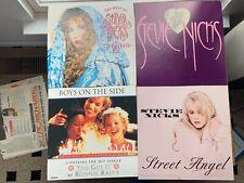 Stevie Nicks 4 Album Flats, Timespace/The Wild Heart/Boys o/t Side/Street Angel