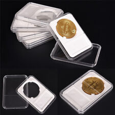 Holder PCCB Protector Coin Display Slab for NGC PCGS Grade Collection Box XC