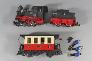 H 80847 Große Sammlung interessanter Spur G Eisenbahnen