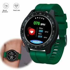 Men Women Smart Watch Bluetooth Activity Fitness Tracker for Android iOS Phone