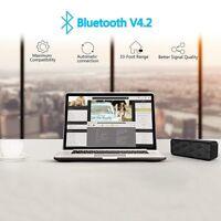 Rechargeable Wireless Bluetooth Mini Speakers Portable Super Bass Luminous Light