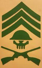 Sergeant Hatred Logo Venture Bros. vinyl sticker decal choose Color Size