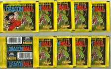 1999 Panini Dragonball 10 Sealed Packets Dragon Ball