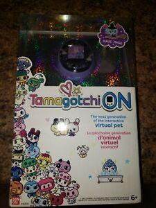 Tamagotchi On - magic magie  (purple)