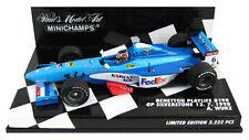 Minichamps Benetton B198 British GP Silverstone 1998 - Alexander Wurz 1/43 Scale