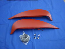 NEW 1958 Chevrolet Chevy Impala BelAir Biscayne Delray Fender Skirt Pair
