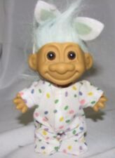 "Russ 4"" Easter Troll Bun