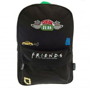 Official FRIENDS Central Perk Rucksack BACKPACK Unisex School College Uni BAG