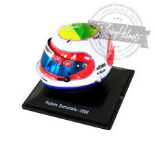 Spark Editions 1:5 Scale Rubens Barrichello 2009 F1 Helmet Casque Capacete NEW