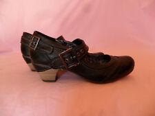Damen Pumps GRACELAND Spangenschuhe Größe 36 Absatz 4,5 cm