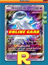 Nihilego GX - Regular Art - for Pokemon TCG Online (DIGITAL ptcgo in Game Card)