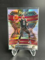 2019 Paul George Panini Select Silver Prizm #99