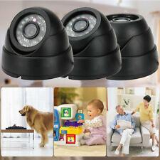 """1200TVL Outdoor IR Home CCTV Security Dome Camera DVR Night Vision 1/4""""CMOS #US"""