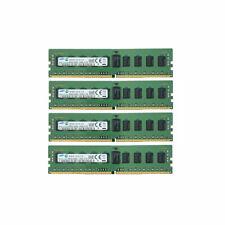 32GB (4x8GB) 2Rx8 PC4-2133P Samsung Server DDR4 RAM