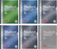 Brunnen Collegeblock A5 Premium Student 80 Blatt 90g/m² liniert kariert TOP!