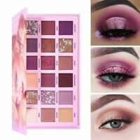 HUDA EYESHADOW PALETTE Beauty Eye Shadow Palette 18 Shades Colors Makeup Kit