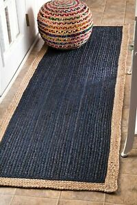 hallway runner jute rug runner custom rug jute runner rug handwoven jute rugs