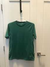 Tek Gear Tee Shirt Mens Drytex Short Sleeve Color Green Size Medium