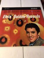 ELVIS PRESLEY Golden Records LSP-1707(e) Vinyl Stereo LP (VG+)