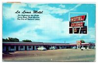 1958 La Loma Motel, Route 66, Santa Rosa, NM Postcard