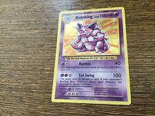 Nidoking Holo 45/108 Evolutions holo near mint