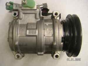 AC Compressor OEM Denso 10PA17CH fits Chrysler 300M, Concorde, LHS / Dodge... QR