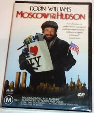 Moscow On The Hudson - Robin Williams  - new/sealed R4 DVD - posted