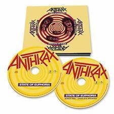 Anthrax - State Of Euphoria [CD]
