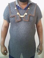 Chain Mail Roman Hamata MEDIUM ~ 9mm butted chainmail Medieval Armor
