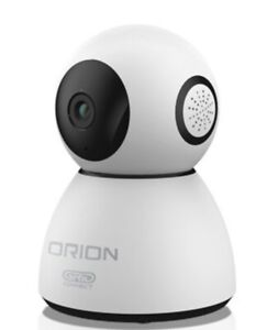 Orion Smart Pan And Tilt Security Camera With Grid Connect Infrared night vision
