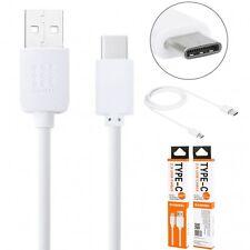 Câble USB Type-C vers Type A 2.0 male pour tablette Google Pixel C -1m BLANC