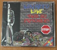 Lou Reed - Live Take No Prisoners 2x CD - Sealed German Import