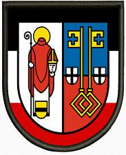 Wappen von Krefeld Aufnäher ,Pin, Aufbügler