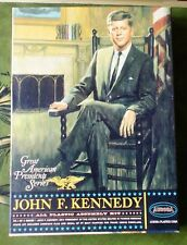 1965 Aurora Model Kit of John F. Kennedy in Box Unassembed Complete BEAUTIFUL