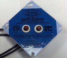 RV/BUS/VAN/CAMPER/TRAILER ESCO SAFE GUARD SG3030 GENERATOR PROTECTOR BOARD