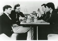 "MICKEY ROURKE STEVE GUTTENBERG ""DINER"" BARRY LEVINSON PHOTO CINEMA CM"