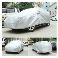 Universal Full Car Covers Auto Car Outdoor Protector Cover Size 3XL