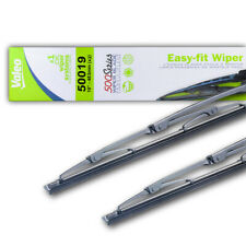 "NEW PAIR OF 19"" OEM VALEO WIPER BLADES FITS SATURN L300 2001-2004 2005 96898049"