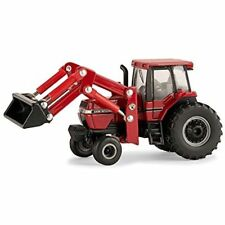 Case IH 7110 Magnum with Front End Loader 1:64 Scale ERTL New In Package Sale!