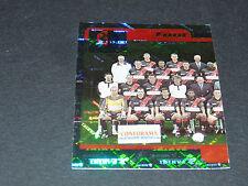 302 EQUIPE P1 STADE RENNAIS RENNES ROAZHON PANINI FOOT 2002 FOOTBALL 2001 2002