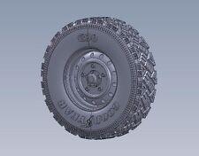 Leyenda de producción, LF1228, Wolf w.m.i.k patrón de rodadura agresiva juego de ruedas, 1:35