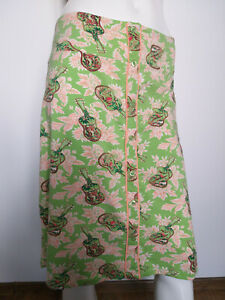 KING LOUIE knee lenght cotton skirt size XL