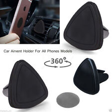 Universal - Magnetic Magnet Disc In Car Mobile Phone Holder Air Vent Mount