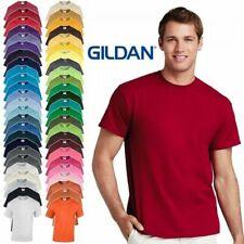 GILDAN HEAVY COTTON T-SHIRTS HEAVYWEIGHT S M L XL XXL 3XL 4XL 5XL TSHIRT ++TOP++