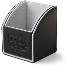 Dragon Shield Black & Grey Gray Nest 100 Deck Box NEW!!