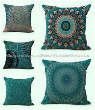 US SELLER-set of 5 cool pillow cases cushion covers unity harmony mandala
